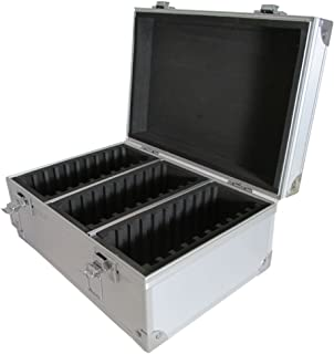Aluminum Storage Box for 30 Universal Coin Slab Holders PCGS / NGC / Premier / Little Bear Elite Etc