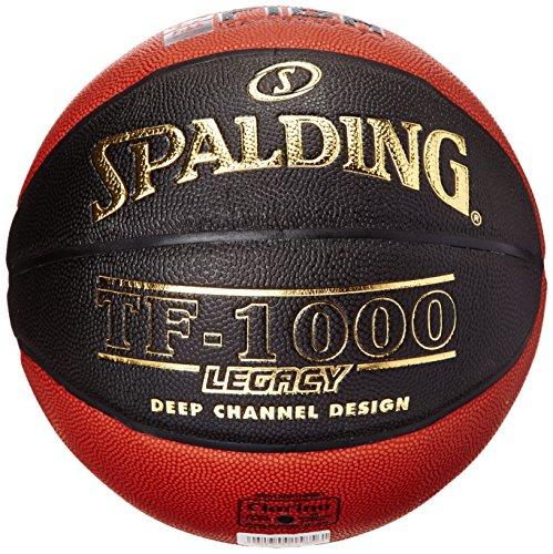 Spalding LNB TF1000 Legacy FIBA sz7 - Pallone da Basket