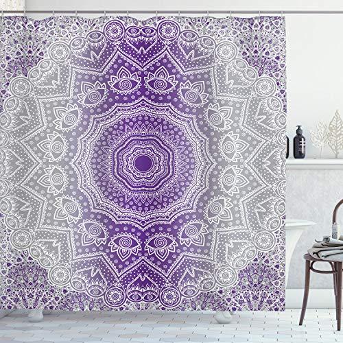 cortinas de baño orientales
