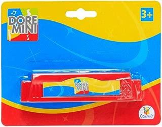 Red VEDES Gro/ßhandel GmbH 11.5/cm Ware Dore Mini Harmonica