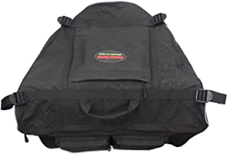 SEAMAX Front Accessory Storage Bow Bag for Inflatable Boat,  New Sunlitec Fabric and Reflective Edge