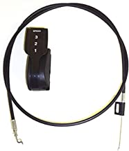 Honda 54630-VG4-H01 Drive Speed Change Cable