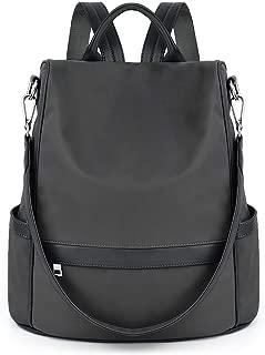 UTO Women Backpack Purse Anti-Theft Girls Rucksack School Bookbag Travel Shoulder Purse
