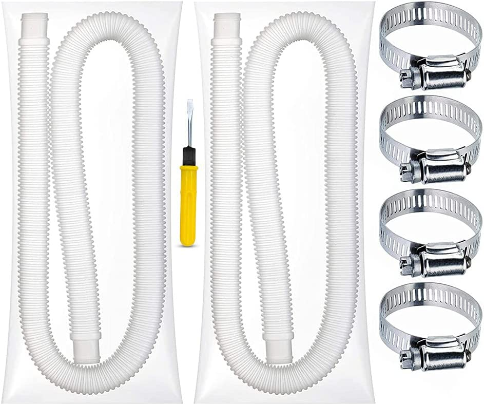 Kammoy Swimming Pool Replacement Hose 1.25
