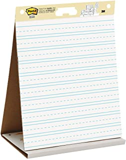 Post-it Super Sticky Self-Stick Table Top Easel Pad Lined 50.8cm x 58.4cm 563PRL