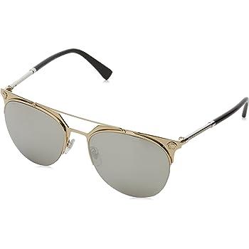 Versace 0VE2181 12526G 57 Montures de lunettes, Or (Oro