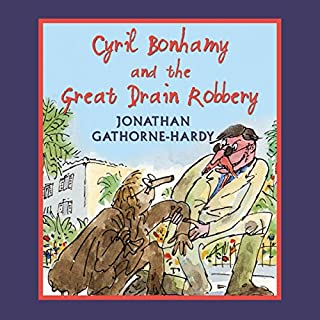 Cyril Bonhamy and the Great Drain Robbery copertina