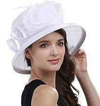 Original One Women's Kentucky Derby Tea Party Dress Church Fascinators Fancy Hats