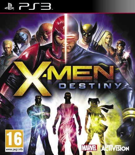 X-Men Destiny (PS3) by ACTIVISION