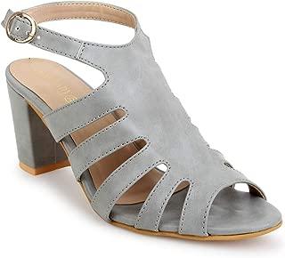 SCENTRA BOSSLADY18 Grey Heel
