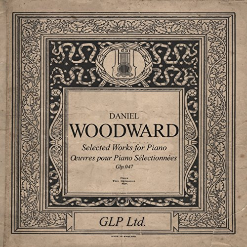 Daniel Woodward Selected Works for Piano