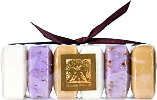 Pre de Provence Luxury Guest Gift Soap (Set of 6) - Assorted