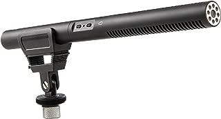 LyxPro CMG-50 Condenser Shotgun Microphone, Battery or Phantom Power for Professional Film, Video DSLR Camera Camcorder Television TV