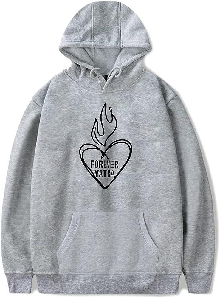 Sebastian Yatra Hoodie Long Sleeve Choice Women Store Pullover Men's Tracksui