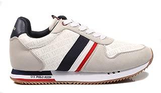 US POLO ASSN, ALFEA Club White CORA4205W9 / Y1, Zapatillas de mujer