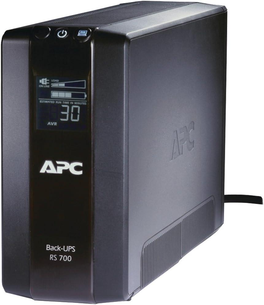 APC BR700G UPS, 700VA/420W, 120VAC