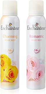 Enchanteur, Romantic And Charming Deo Combo