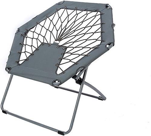 Yamyannie Camping Portable Chaises La Chaise de Lune est Disponible pour des Loisirs de Plein air utilisant la Chaise de Plage élastique Pliable des Enfants