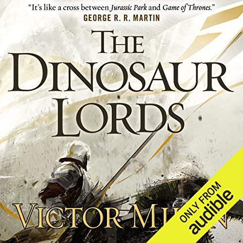 The Dinosaur Lords Titelbild