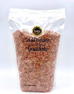 3 kilos de Sal del Himalaya Grano/Sal Rosa del Himalaya