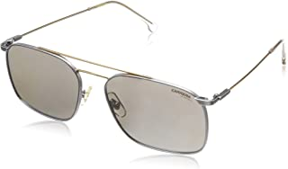 e090d7f2feda Sunglasses Carrera 186 /S 0TNG Palladium Gold / T4 silver mirror lens
