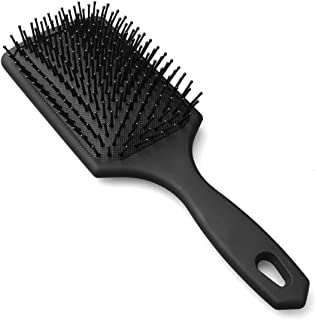 Miramar Hair Massage Comb for Women, Paddle Hair Brushes for Women Men   Men Professional Hair Styling with Pin For Cleani...