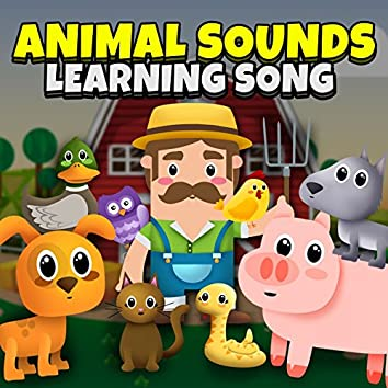 Animal Sounds Learning Song