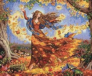 Best autumn leaves cross stitch Reviews