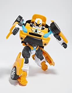 TOBOT Youngtoys X Transforming Robot Car to Robot Animation Character
