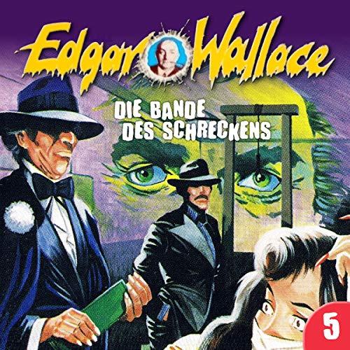 Die Bande des Schreckens audiobook cover art