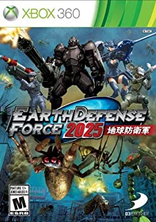 Earth Defense Force 2025 - Xbox 360 by D3 Publisher [並行輸入品]