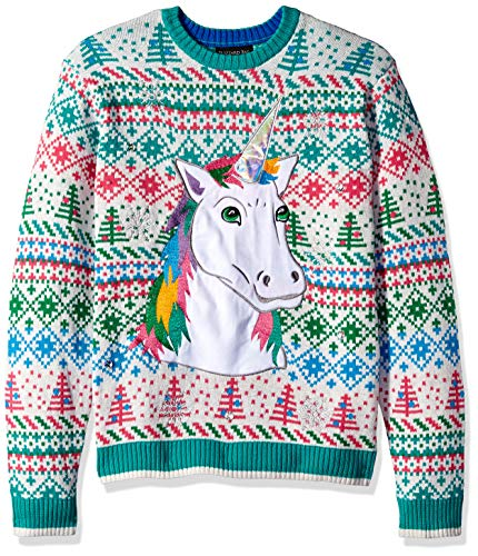 Festive and humorous patterns that are perfect for the holiday season Made with a soft knit for a comfortable and easy fit