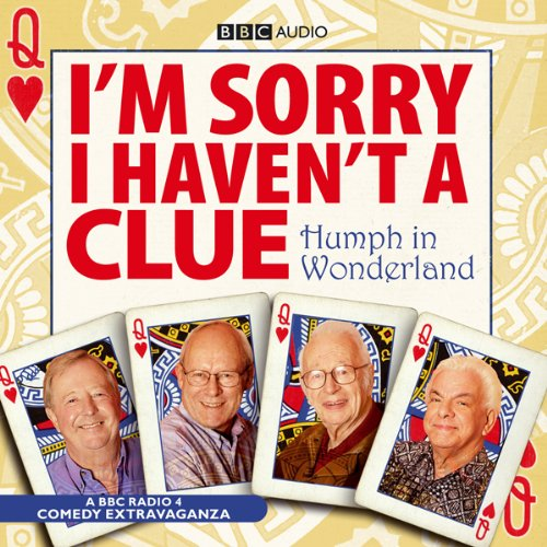 I'm Sorry I Haven't a Clue audiobook cover art