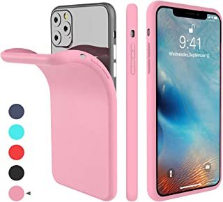 CodreamDirect Case Compatible with iPhone 11 Pro Max 6.5 inch Case, CodreamDirect Premium Covers Comfortable [ Scratch Resistant ] Cover Cases Case Compatible with iPhone 11 Pro Max 6.5 inch Pink