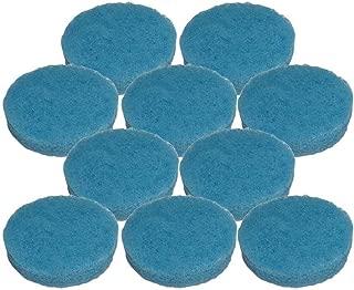 Black & Decker S700E Scumbuster (10 pack) Replacement Blue Scrubbing Pad # 90522701-10pk