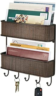 Best wall organizer with hooks Reviews