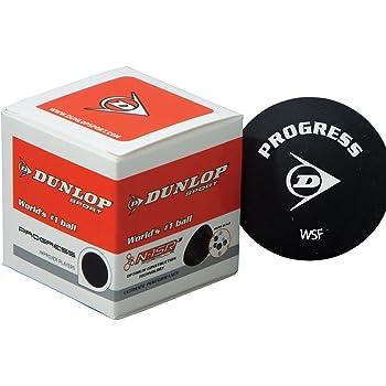 Dunlop–Pelotas de Squash Progress (Conjunto de 3)
