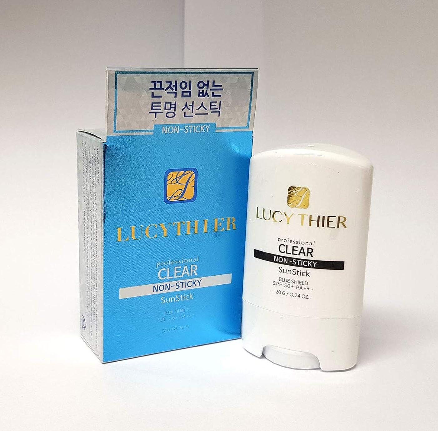 全国先入観マトリックス[LucyThier] プロクリアサンスティック20g / Professional clear sun stick 20g / NON STICKY/サンプロテクション/Sun Protection / SPF50+ PA+++ / 韓国化粧品/Korean Cosmetics [並行輸入品]