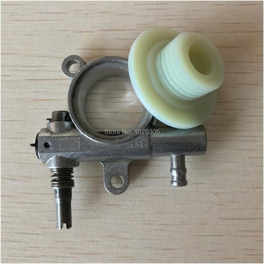 Buen sustituto Bomba de aceite de motosierra de 38cc con engranaje de gusano Fácil de reemplazar
