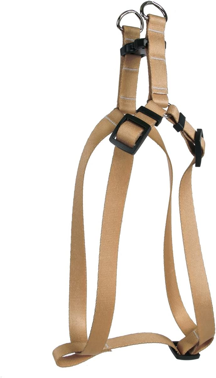Yellow Dog Design Our shop OFFers the best service Gray Solid Super special price Harness Step-in Simple