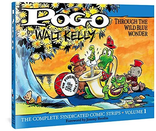 Pogo: The Complete Comic Strips Vol.1: Through the Wild Blue Wonder (Walt Kelly\'s Pogo)