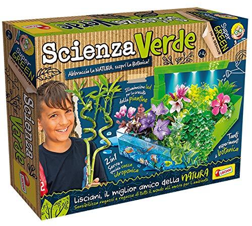 Lisciani Giochi- I'm a Genius Scienza Verde, 84302
