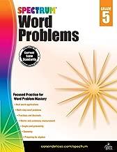 Word Problems , Grade 5 (Spectrum)