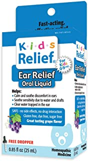 Kids Relief Ear Relief
