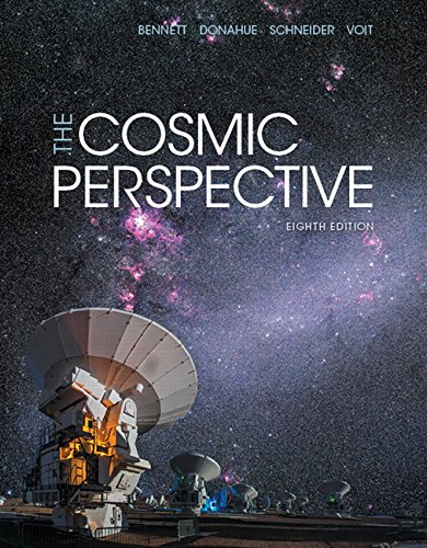 The Cosmic Perspective Plus Mastering Astronomy with Pearson eText -- Access Card Package (8th Edition) (Bennett Science