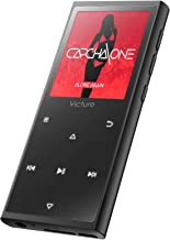 $28 » Victure MP3 Player 16GB Bluetooth Digital Music Player with FM Radio Voice Recorder Speaker HiFi Lossless Sound Quality Pe...