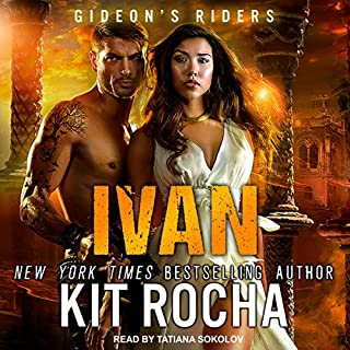 Ivan audiobook cover art