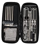 Smith & Wesson M&P Compact Rifle Cleaning Kit for .22 and .30 Caliber Long Guns, Black (1084758)