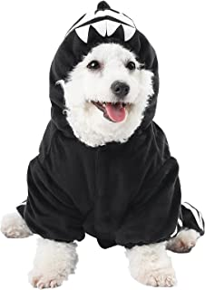 Spooktacular Creations Halloween Skeleton Pet Costume Cute for Cat and Dog Halloween Dress Up Party, Pet Cosplay