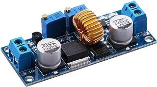 DC Buck Converter, Yeeco 4-38V 24V 32V to 1.25-36V 3V 5V 12V DC-DC Step Down Voltage Regulator Converter 75W 5A Adjustable Volt Transformer Board Power Supply Module